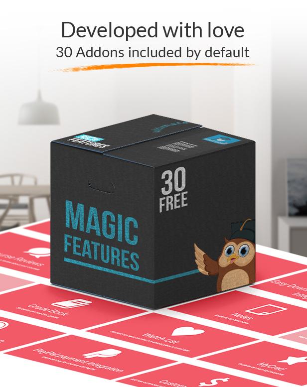 - 03 magic features box1 - Ultimate Learning Pro WordPress Plugin