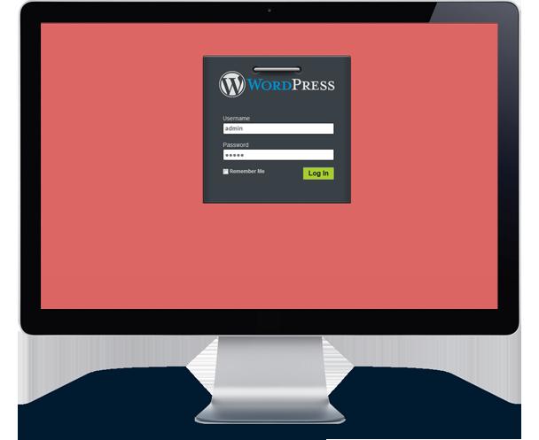 WordPress Custom Login Theme Page - 9