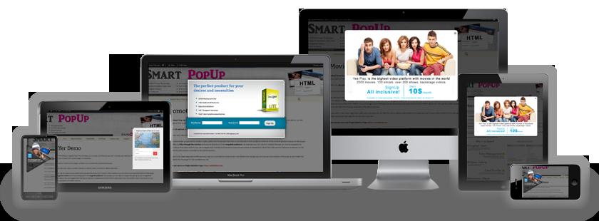 Realmente Smart PopUp para WordPress - 8